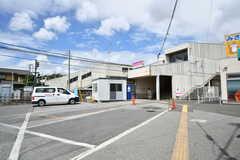 新京成線・三咲駅の様子。(2017-06-08,共用部,ENVIRONMENT,1F)