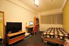 入居者さんの部屋の様子2。(2014-04-11,専有部,ROOM,3F)