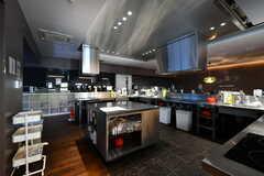 キッチンの様子。(2020-03-12,共用部,KITCHEN,1F)