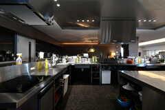 キッチンの様子2。(2020-03-12,共用部,KITCHEN,1F)