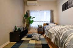 専有部の様子2。モデルルームです。(214号室)(2020-10-01,専有部,ROOM,2F)