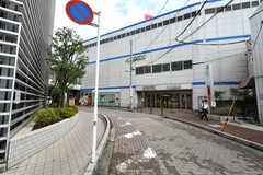 京成本線・形成船橋駅の様子。(2020-10-01,共用部,ENVIRONMENT,1F)