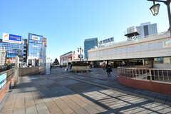 各線・津田沼駅の様子。(2020-03-05,共用部,ENVIRONMENT,1F)