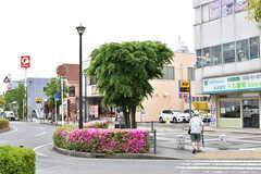 JR内房線・姉ケ崎駅周辺の様子。(2019-05-14,共用部,ENVIRONMENT,1F)