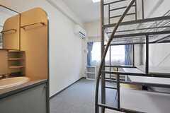 専有部の様子2。(210号室)(2011-03-10,専有部,ROOM,2F)