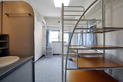専有部の様子。(305号室)(2011-03-10,専有部,ROOM,3F)