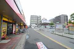 東京メトロ東西線・南行徳駅前の様子。(2015-11-18,共用部,ENVIRONMENT,1F)