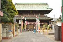 法華経寺の様子。(2016-11-16,共用部,ENVIRONMENT,1F)