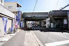 東京メトロ東西線・原木中山駅の様子。(2009-02-17,共用部,ENVIRONMENT,3F)