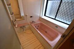 バスルームの様子。(2020-03-27,共用部,BATH,1F)
