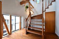 階段の様子。(2020-03-27,共用部,OTHER,1F)