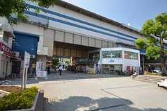東京メトロ東西線・行徳駅の様子。(2014-06-19,共用部,ENVIRONMENT,1F)