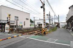 京成本線・京成中山駅の様子。(2017-09-22,共用部,ENVIRONMENT,1F)