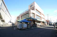 東京メトロ東西線・原木中山駅前の様子。(2016-01-19,共用部,ENVIRONMENT,1F)