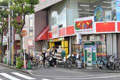 南行徳駅前の様子。(2021-09-28,共用部,ENVIRONMENT,1F)