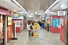 南行徳駅の様子。(2021-09-28,共用部,ENVIRONMENT,1F)