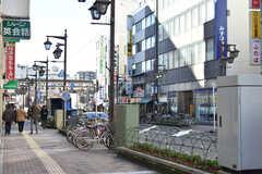 各線・本八幡駅周辺の様子。(2017-12-25,共用部,ENVIRONMENT,1F)