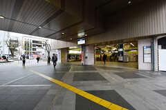 東京メトロ東西線・行徳駅の様子。(2016-12-22,共用部,ENVIRONMENT,1F)