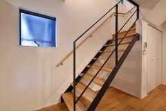階段の様子。(2020-12-03,共用部,OTHER,1F)
