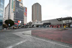 各線・市川駅の様子。(2020-12-03,共用部,ENVIRONMENT,1F)