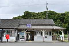 JR外房線・長者町駅の様子。(2020-07-22,共用部,ENVIRONMENT,1F)