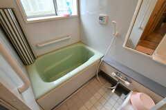 バスルームの様子。(2018-10-16,共用部,BATH,1F)