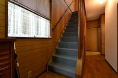 階段の様子。(2018-10-16,共用部,OTHER,1F)