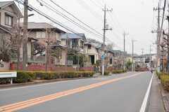 整備された街並みです。(2020-01-27,共用部,ENVIRONMENT,1F)