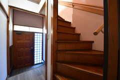 階段の様子。(2019-08-22,共用部,OTHER,1F)