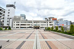 各線・松戸駅の様子2。(2018-06-18,共用部,ENVIRONMENT,5F)