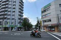 JR常磐線・北松戸駅周辺の様子。(2012-08-07,共用部,ENVIRONMENT,1F)