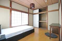 専有部の様子2。(202号室)(2012-08-28,専有部,ROOM,2F)
