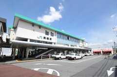 JR常磐線・馬橋駅の様子。(2012-08-28,共用部,ENVIRONMENT,1F)