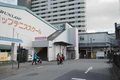 新京成電鉄線・常盤平駅の様子。(2014-11-13,共用部,ENVIRONMENT,2F)