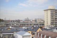 屋上からの景色。(2013-11-28,共用部,OTHER,4F)