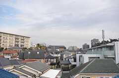 ベランダからの景色。(301号室)(2013-11-28,専有部,ROOM,3F)