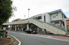 JR常磐線・北小金駅の様子。(2013-11-28,共用部,ENVIRONMENT,1F)