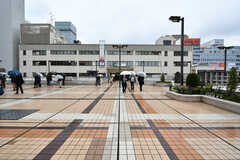 各線・松戸駅の様子。(2018-03-20,共用部,ENVIRONMENT,1F)