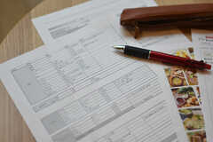 運営事業者さんが用意した、準備リストの様子。(2018-06-25,共用部,PARTY,1F)