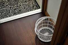 脱衣室の様子。(2010-07-01,共用部,BATH,1F)