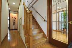階段の様子。(2013-07-30,共用部,OTHER,1F)