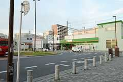 各線・南流山駅の様子。(2014-12-10,共用部,ENVIRONMENT,1F)