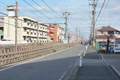 シェアハウスは線路沿いにあります。(2020-02-19,共用部,ENVIRONMENT,1F)