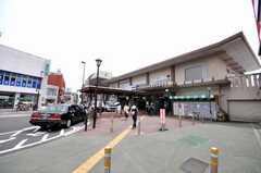 京成成田駅の様子。(2009-06-26,共用部,ENVIRONMENT,1F)
