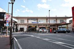 京成線・京成成田駅の様子。(2017-01-30,共用部,ENVIRONMENT,1F)