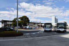 各線・成田駅の様子。(2020-02-19,共用部,ENVIRONMENT,1F)
