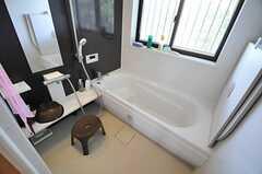 バスルームの様子。(2013-10-10,共用部,BATH,1F)