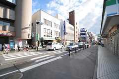 各線・成田駅前の様子。(2013-10-10,共用部,ENVIRONMENT,1F)