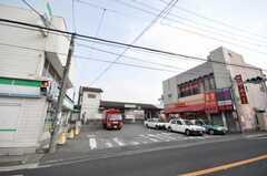 東武野田線運河駅の様子。(2009-11-10,共用部,ENVIRONMENT,1F)