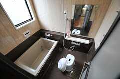 バスルームの様子。(2013-07-26,共用部,BATH,1F)
